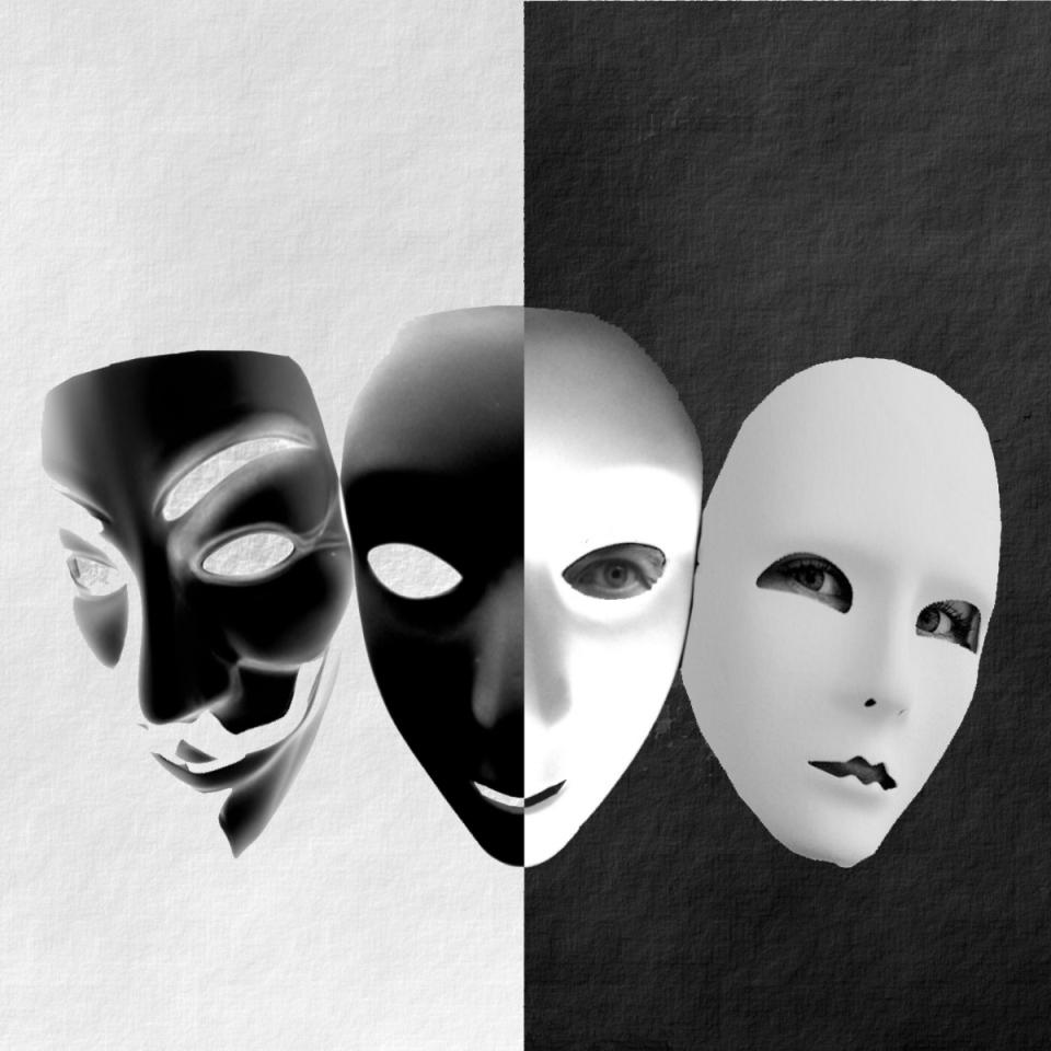 Masks background
