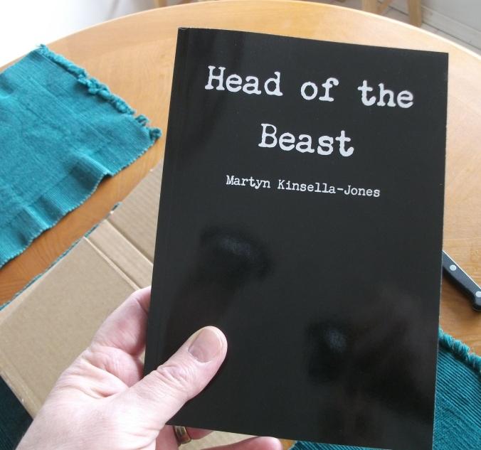 Head of the beast proof copy