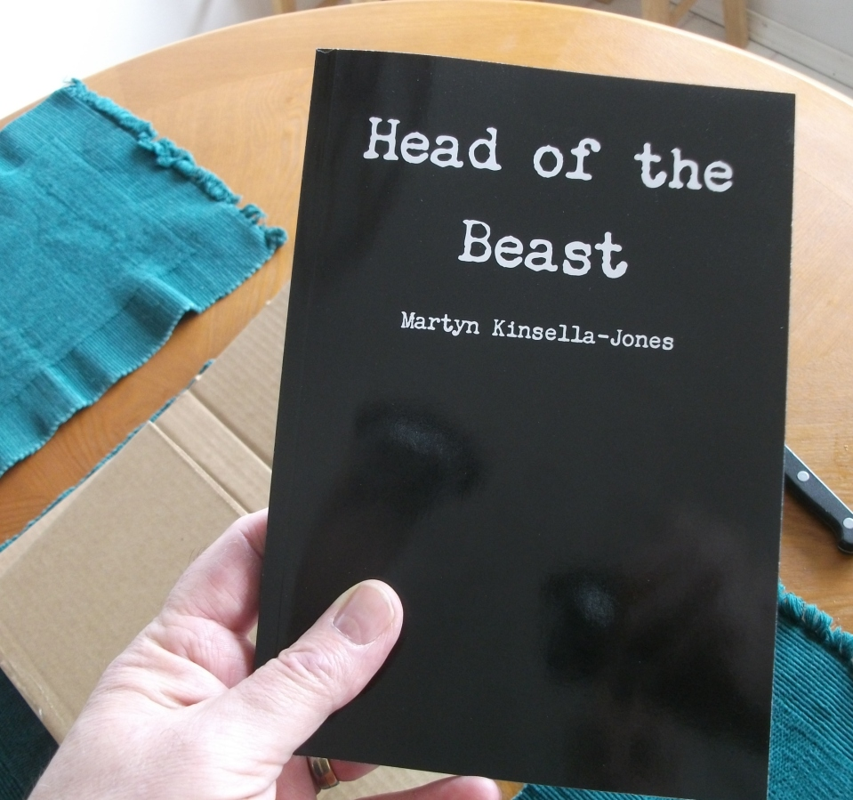 Head of the beast proof copy